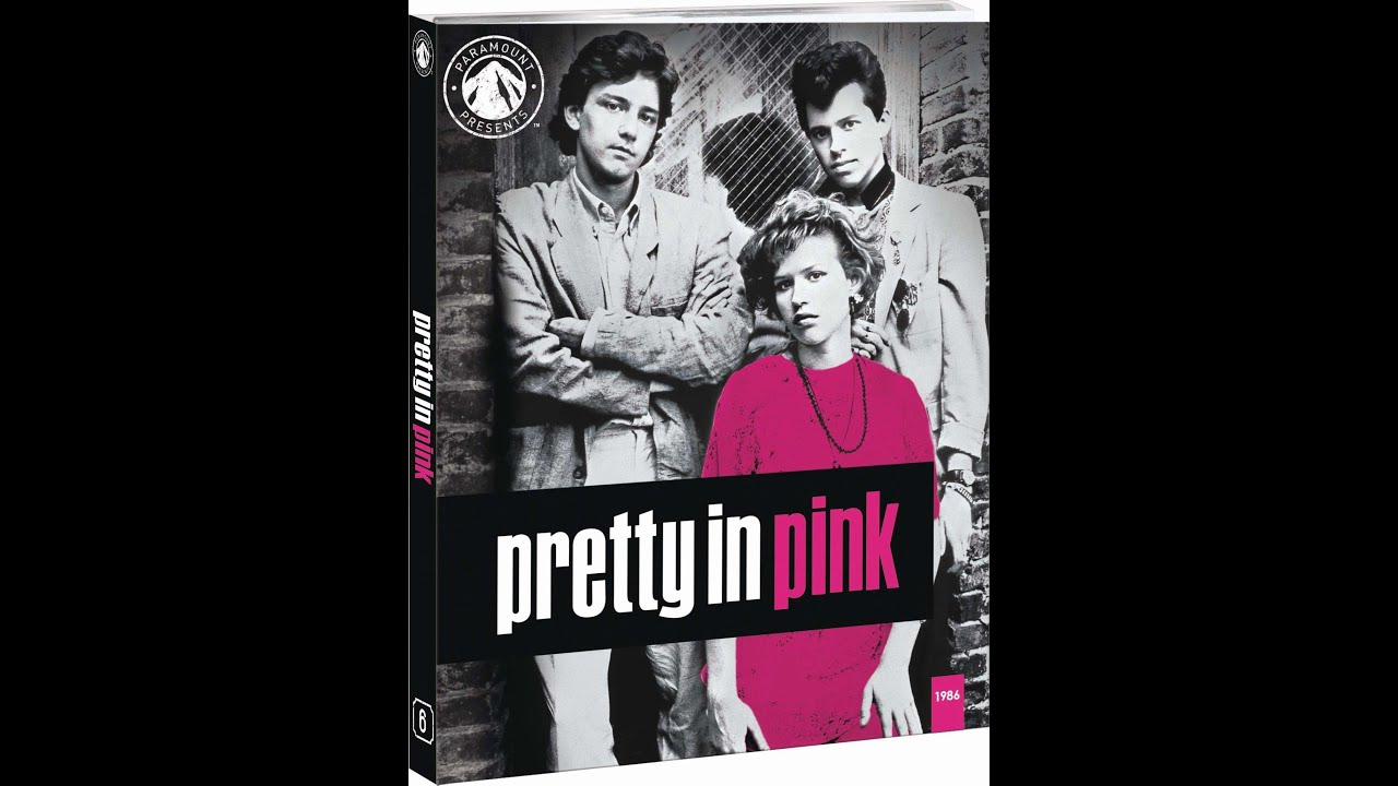 Pretty in Pink Blu-ray Unboxing