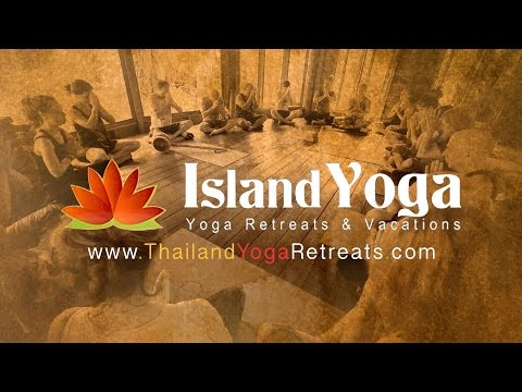 LiveFree Productions Presents: Island Yoga (Phuket, Thailand)