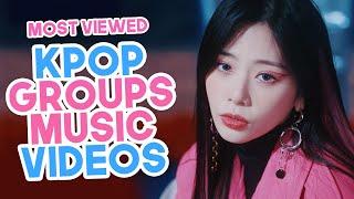 «TOP 15» MOST VIEWED KPOP GROUPS MUSIC VIDEOS OF 2021 (January, Week 3)