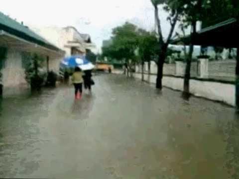 FLOOD IN STA. RITA , PAMPANGA