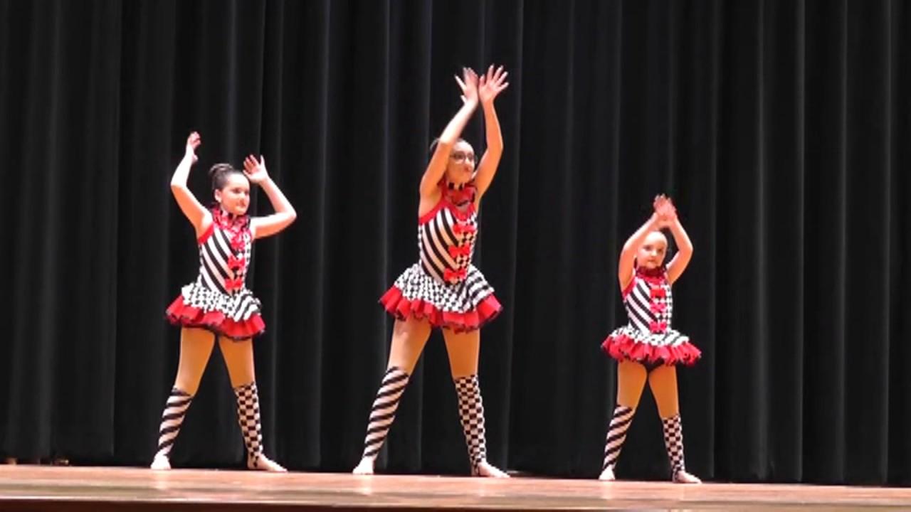 Tiffany Dance  5-18-17