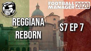 FM20 S7 EP7 Europa League Knockout Round Doubleheader Reggiana Reborn Football Manager 2020