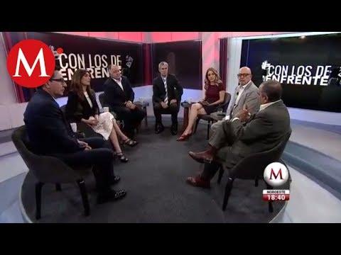 Debaten Milenio y El Universal sobre presencia de cárteles en la CdMx