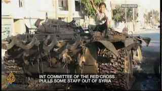 Inside Syria - Aleppo: Syria's key battleground?