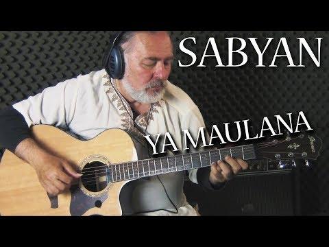 YA MAULANA – SABYAN – Igor Presnyakov – fingerstyle guitar cover