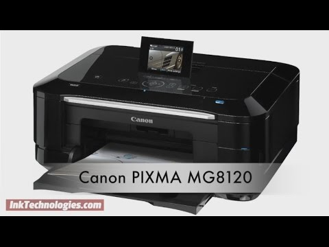 CANON PIXMA MG8120 SCANNER DRIVER FOR WINDOWS DOWNLOAD