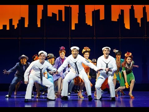 """Review of """"On The Town""""at Lyric Theatre"""