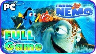 Finding Nemo FULL GAME Gameplay Walkthrough (PC)