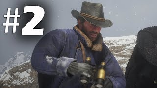 Red Dead Redemption 2 Part 2 - Tracking - Gameplay Walkthrough (RDR2) PS4