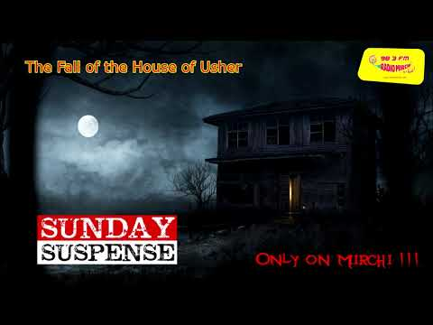 Sunday Suspense | The Fall of the House of Usher | Edgar All