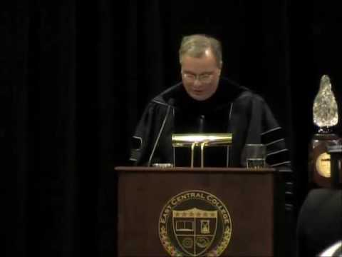 2016 East Central College Commencement