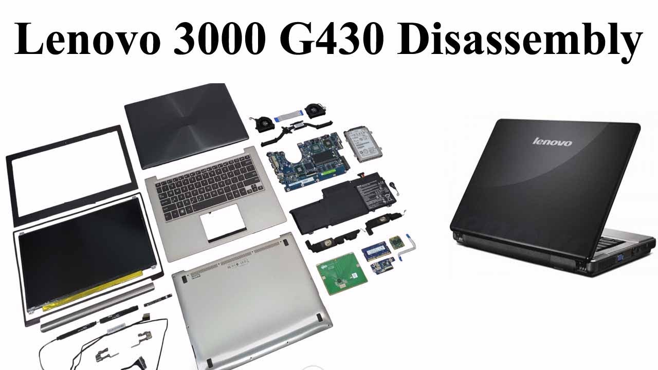 Lenovo 3000 G430 Disassembly