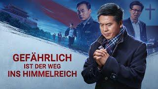 """Neue christliche filme """"Gefährlich ist der Weg ins Himmelreich"""" - Gott ist mit uns"""