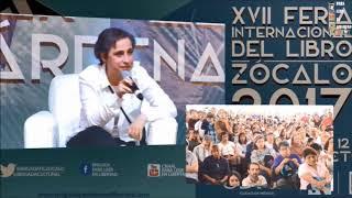 Gobiernos prefieren ciudadanos idiotas: Aristegui en #FILZócalo