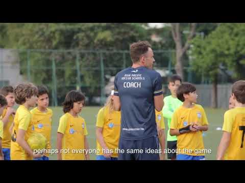 Asia Pacific Soccer Schools in Hong Kong 2018