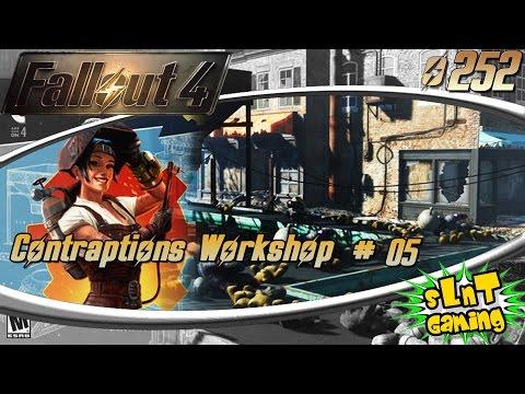 Fallout 4 Contraptions Workshop DLC #05 Munitionsfabrik ☢ Let