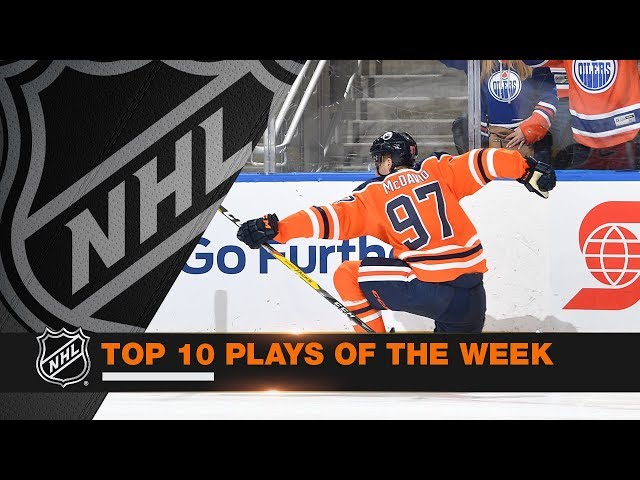 Top 10 Plays from Week 18