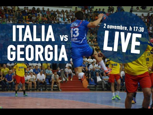 Qualificazioni EURO 2020: ITALIA - GEORGIA