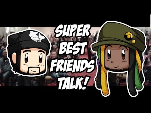 Super Best Friends Talk! (MAGFest 2014 Panel) (Now with subtitles!)