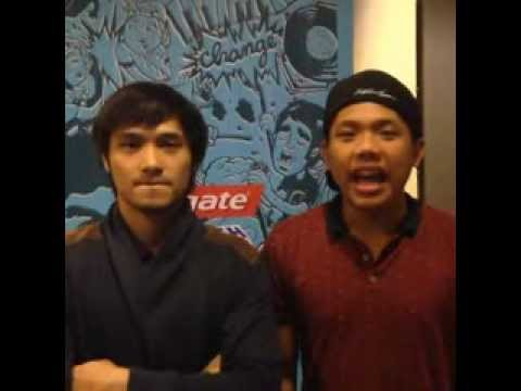 Colgate Fresh Jam Invite - Kean and Lem of Callalily