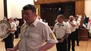 Newtown Defenders Irvine Flute Band 10/02/17