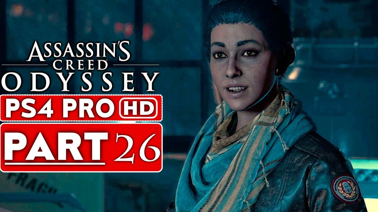 ASSASSIN'S CREED ODYSSEY Gameplay Walkthrough Part 26 [1080p HD PS4 PRO] - No Commentary