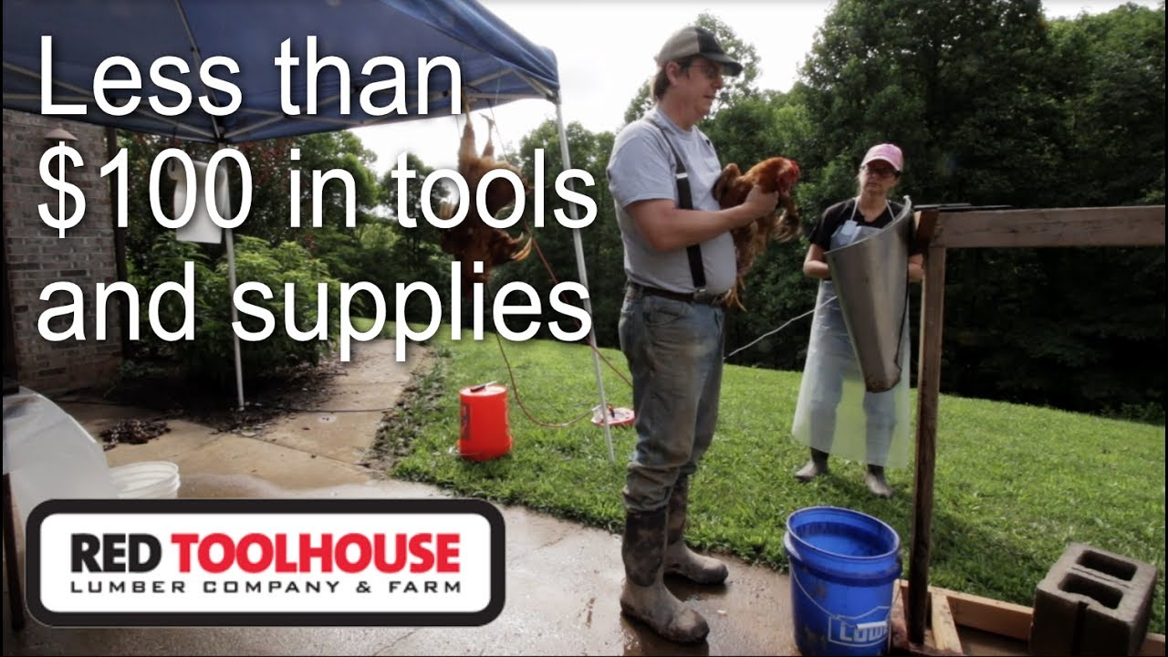 EP 33: Process your chickens without a scalder or plucker