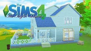 TAYLOR'S HOUSE SPEED BUILD- The Sims 4
