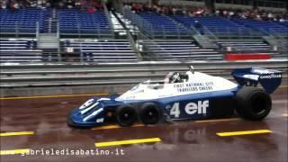 Historic F1 Monaco 2012