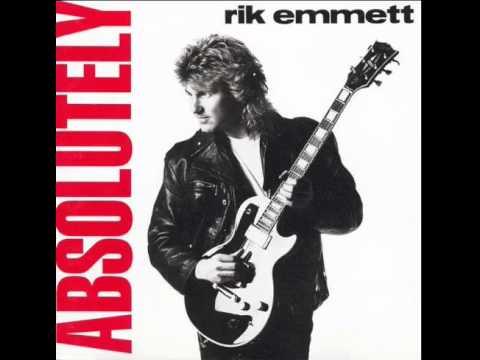 Rik Emmett - Stand And Deliver
