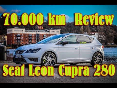 Seat Leon Cupra 280 nach 70.000 km   Wie ist der Zustand des Fahrzeugs?