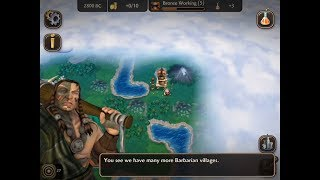 Civilization Revolution 2 - build your own empire from scratch