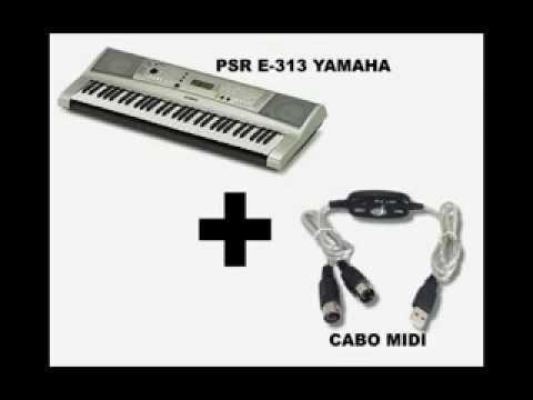 YAMAHA E413 MIDI DRIVER FOR PC