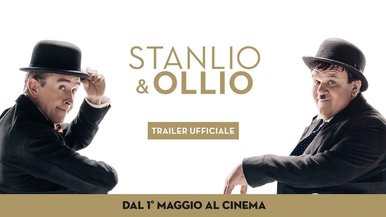 Stanlio e Ollio | Trailer Ufficiale Italiano HD