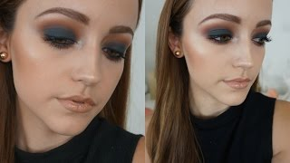 Deep Teal | Makeup Tutorial
