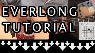 """Como tocar """"Everlong"""" de Foo Fighters - Tutorial Guitarra (HD)"""