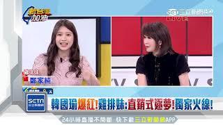 獨/「抽象政見是決心!」解碼韓國瑜戰略 雞排妹:講幹話|三立新聞台