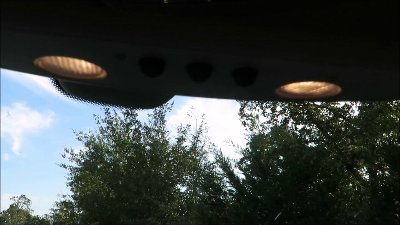 Mercedes Benz Glc300 Program Garage Door Opener Youtube