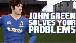 Gambar cover We're Back and Lagging: John Green Solves Your Problems #58
