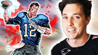 MADDEN WITH SUPERPOWERS! - Mutant Football League