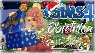 The Sims 4 ❄Zimowo - Świątecznie z Oską ❄Obietnica #6