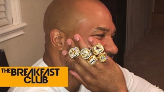Derek Fisher Robbed of Five NBA Championship Rings & Twitter Blames Him