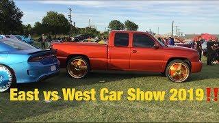 East vs West Car Show 2019‼️