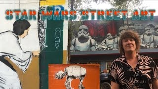 STAR WARS STREET ART TOUR: MEXICO CITY
