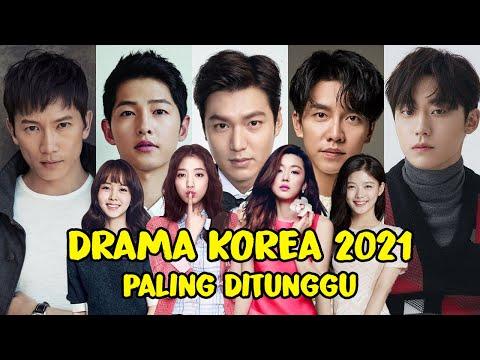 12 DRAMA KOREA PALING DITUNGGU DI 2021