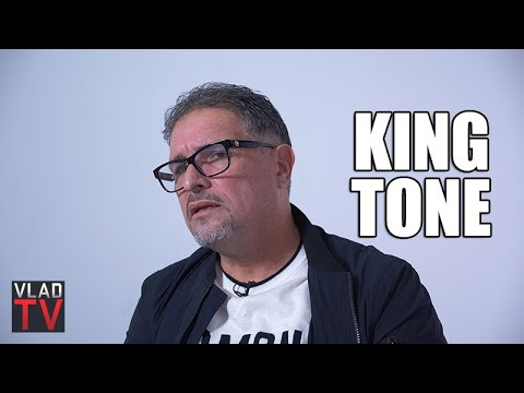 King Tone Gets Emotional & Angry When Asked About Latin King Leader King Blood (Part 4)