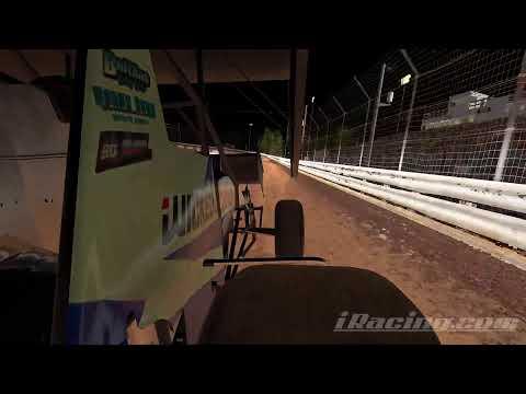 iRacing 410 Sprint Car at Williams Grove Speedway