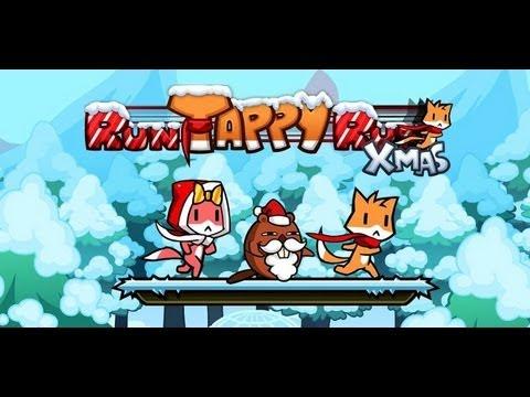 Tappy Run Xmas - Free Christmas Adventure Game Ekran Görüntüsü