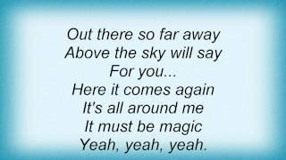 Electric Light Orchestra - Summer And Lightning Lyrics