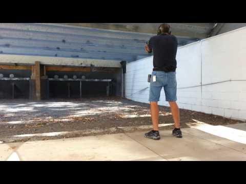 Action Pistol Discipline Australia - Falling Plates